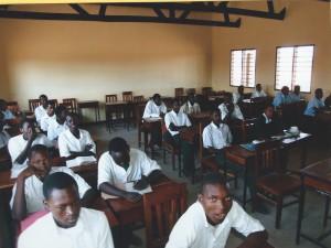 Studenti della Scuola Superiore di Kisigo - Tanzania