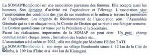 L'Associazione SOMAP