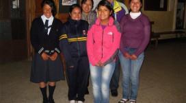Le ragazze del Progetto Mottin - Huaraz - Perù
