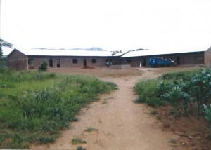Scuola elementare Masai a Mlambalazi Tanzania